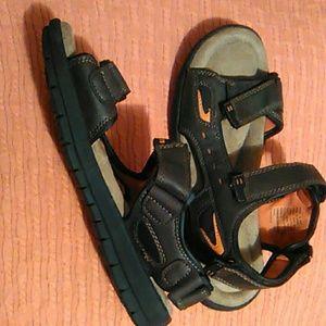 Croft&barrow outdoor memory foam sandals